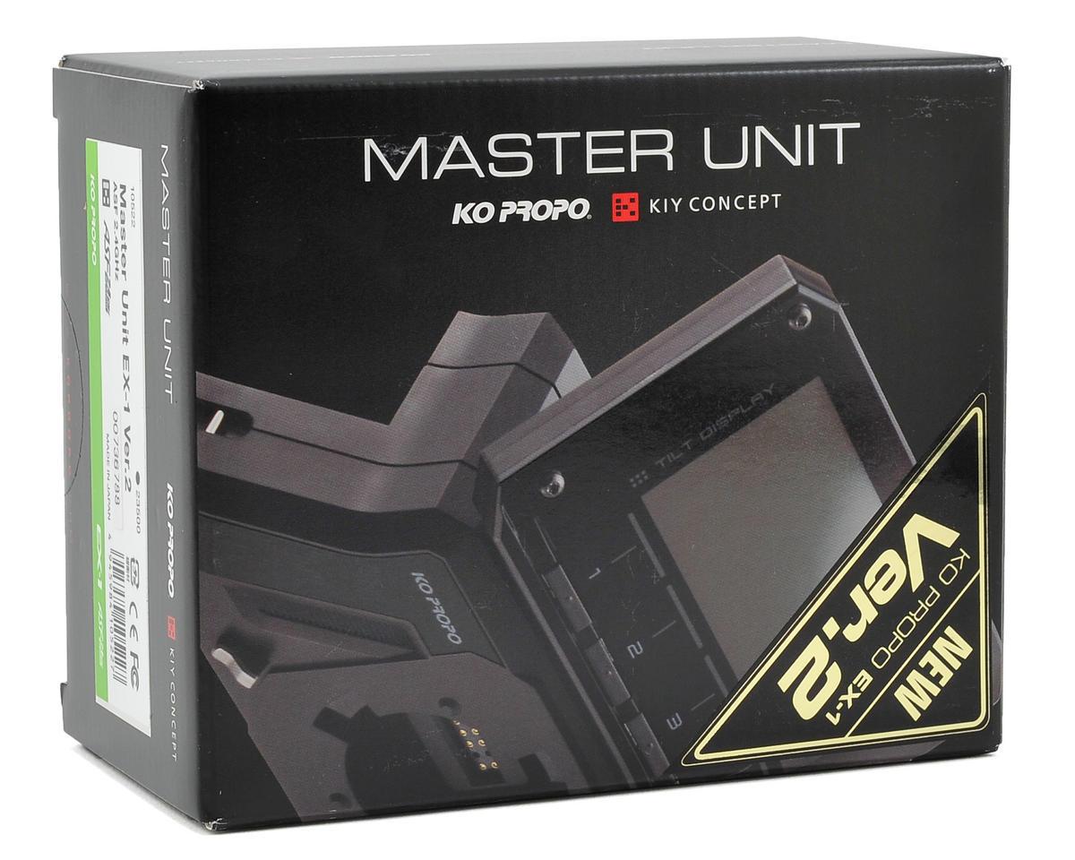 KO Propo EX-1 KIY Master ASF V2 Unit (Mini-Z)