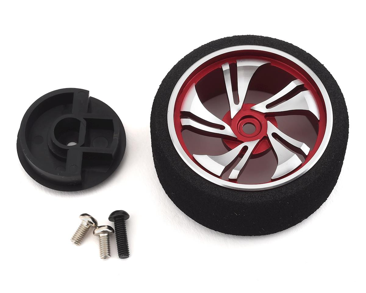 KO Propo Aluminum Steering Wheel (Red)