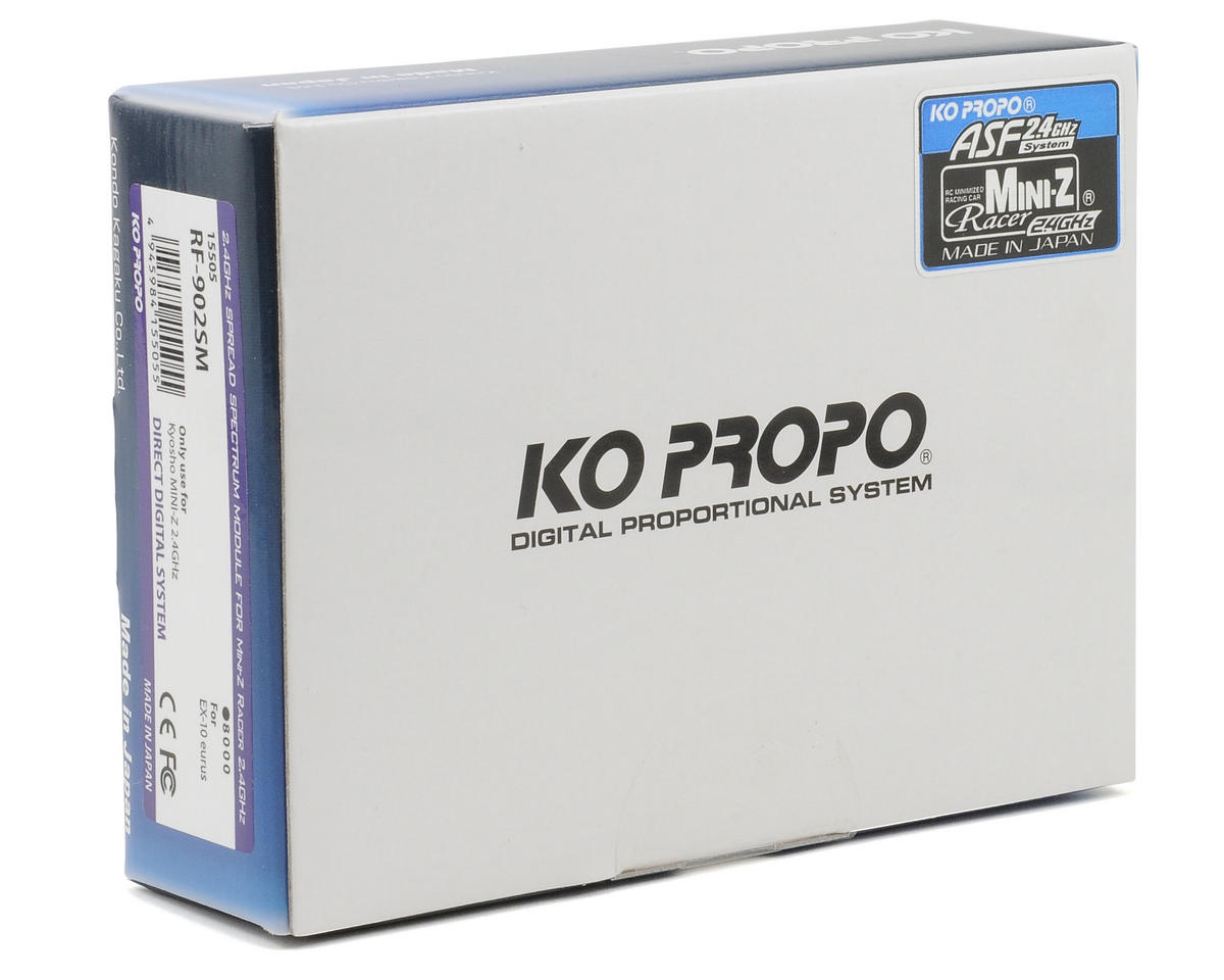 KO Propo RF-902SM 2.4GHz Transmitter Module (Mini-Z, dNano)