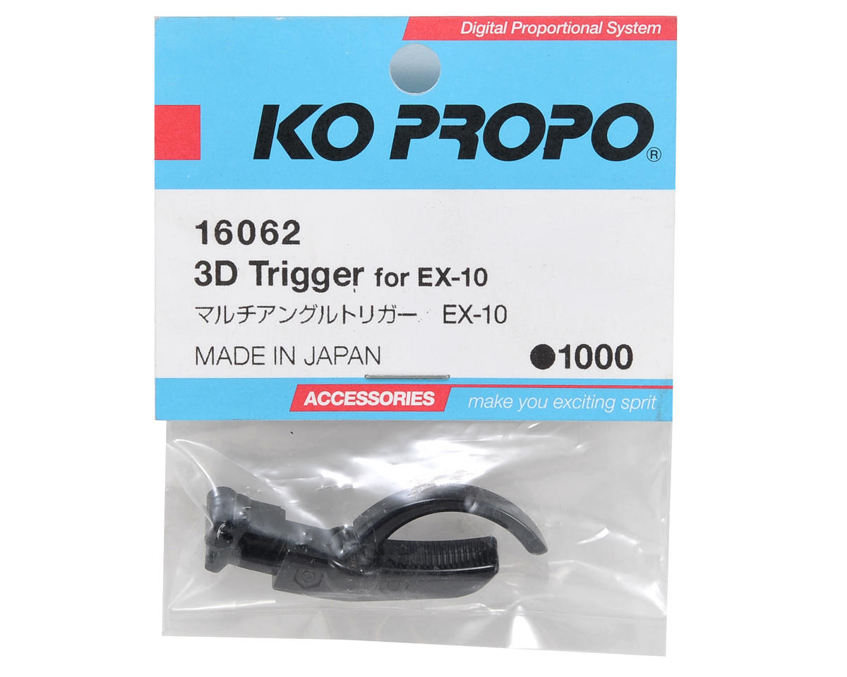 EX-10 3D Trigger by KO Propo