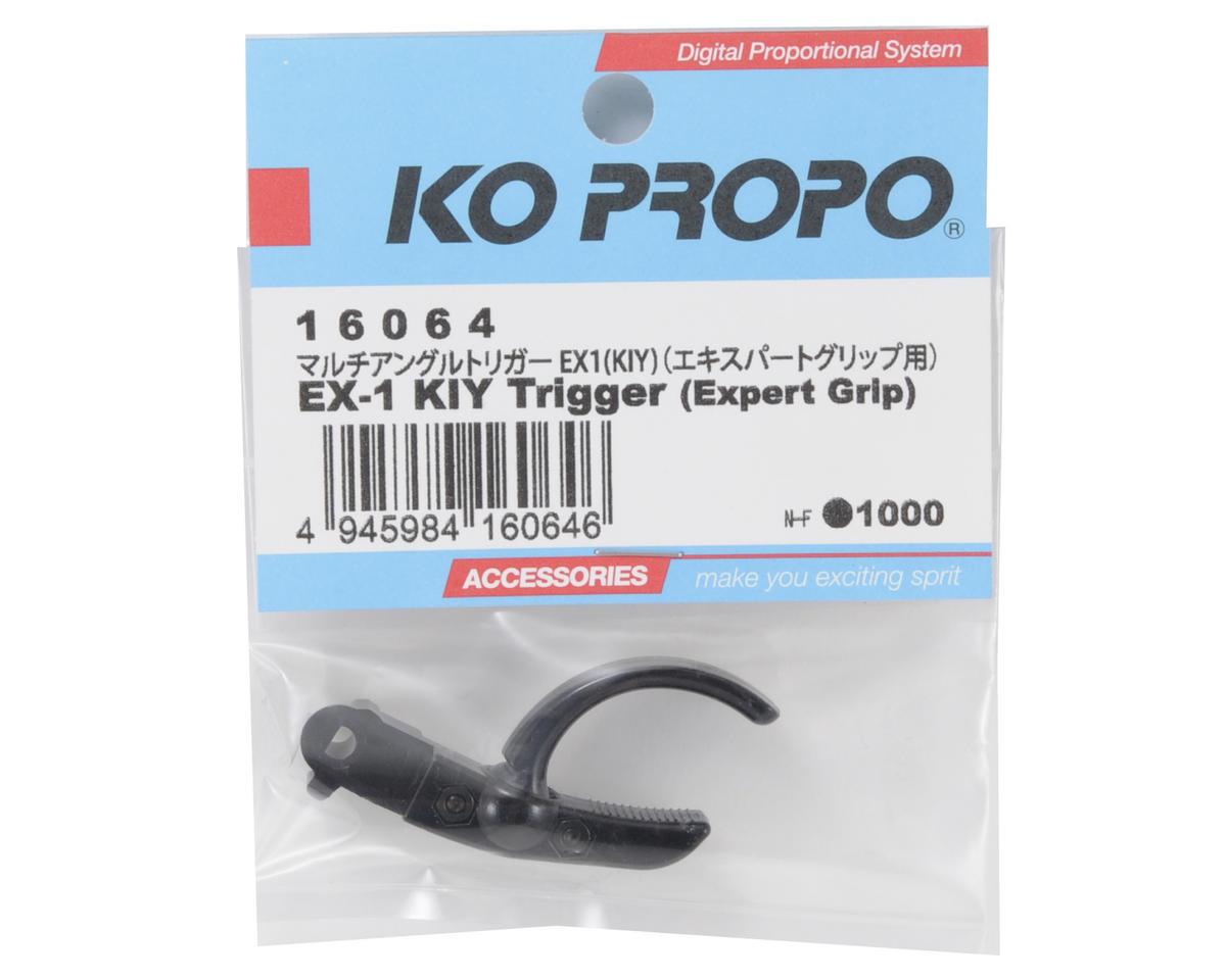 KO Propo EX-1 KIY 3D Expert Grip Trigger