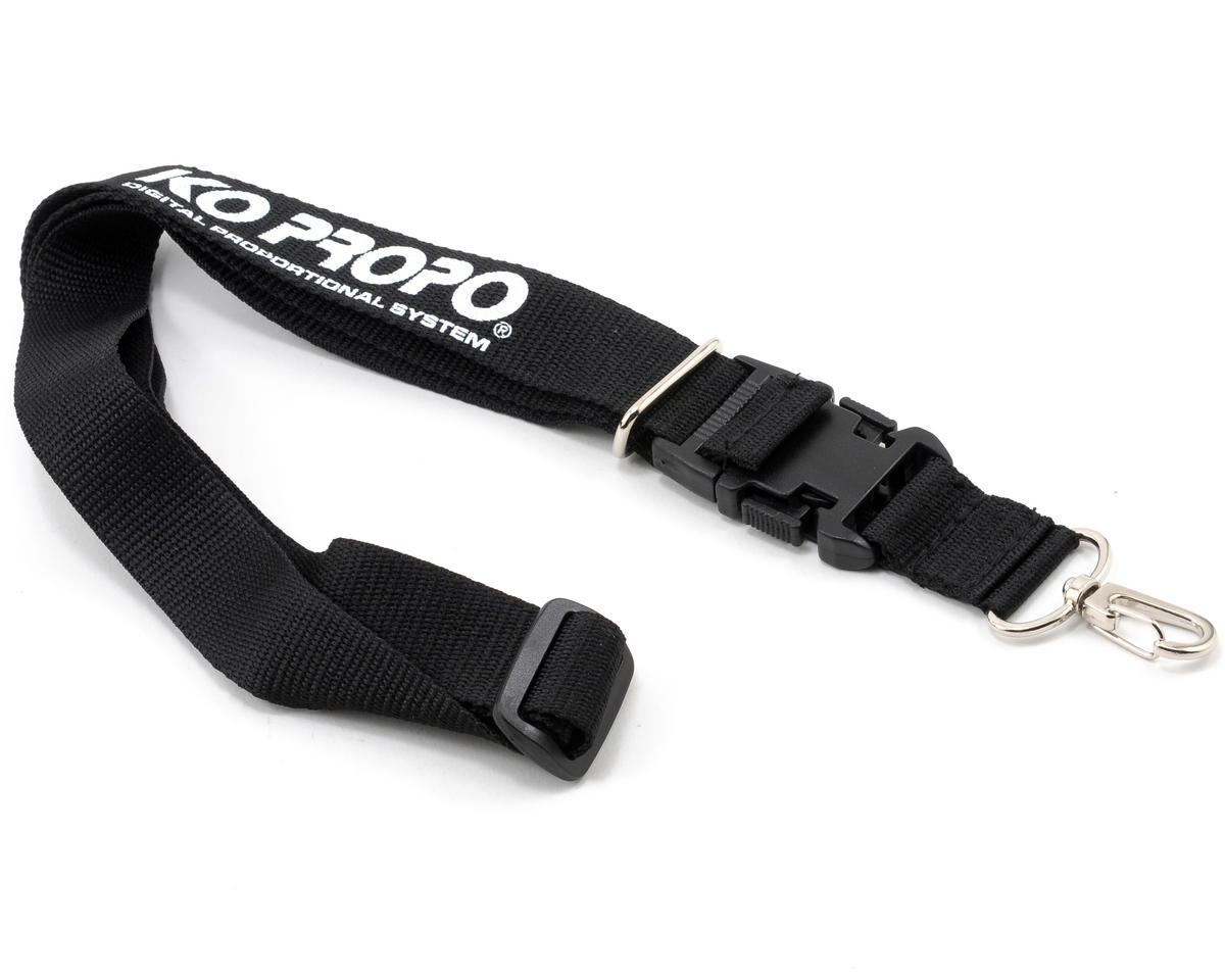 KO Propo Neck Strap (Black)