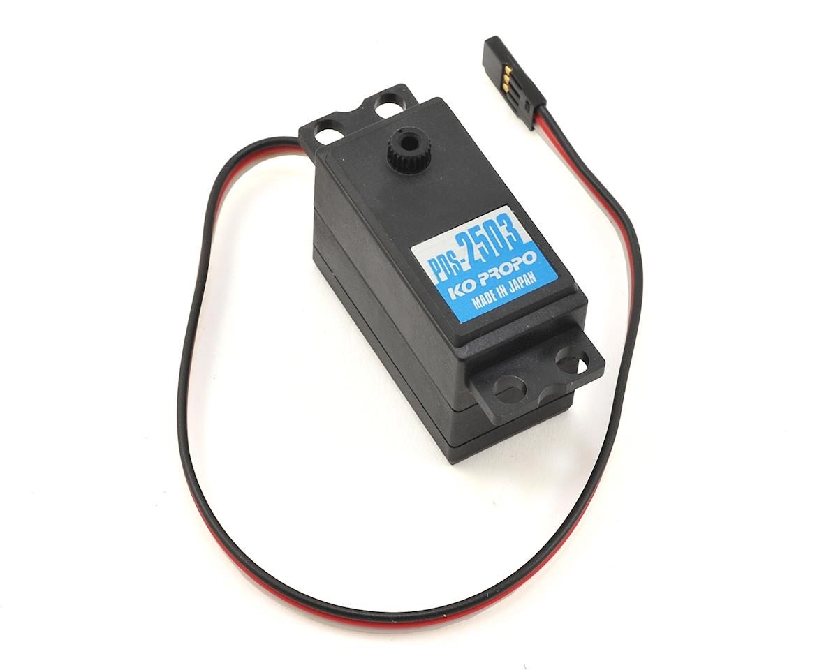 "PDS-2503 ""Response"" Low Profile Servo"