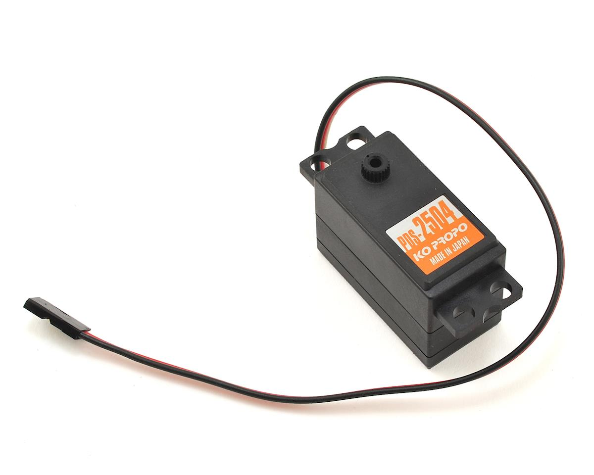 "PDS-2504 ""Power"" Low Profile Servo"
