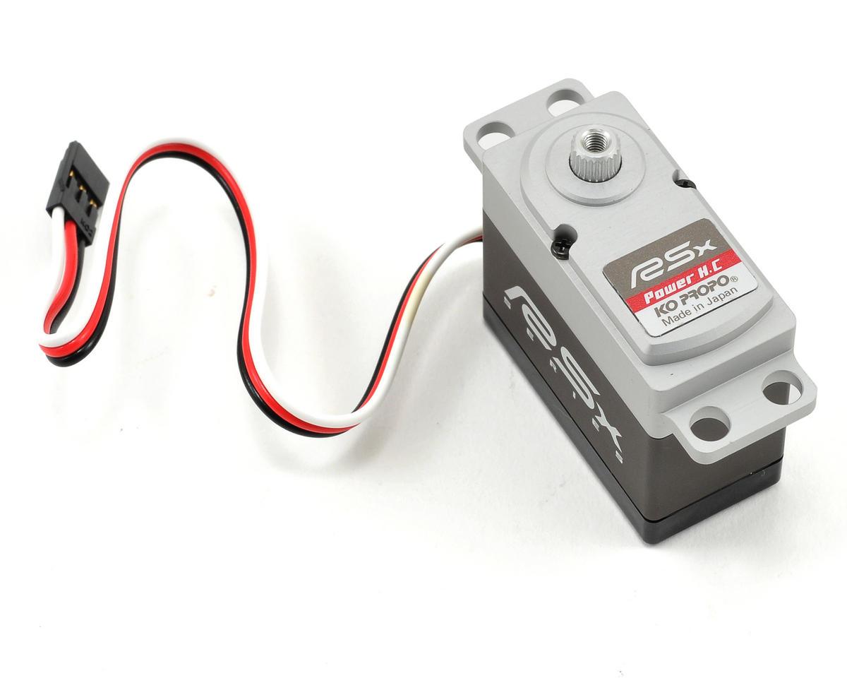 "KO Propo 30101 ""RSx Power H.C."" High Torque Digital Servo (Hard Case) (Li-Poly Compatible)"