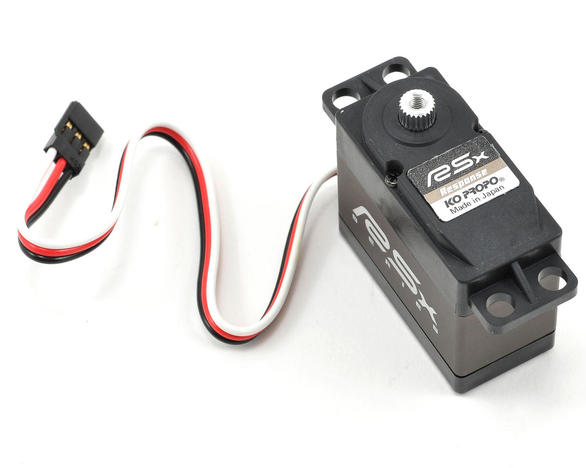 "KO Propo 30102 ""RSx Response"" High Speed Digital Servo (Li-Poly Compatible)"