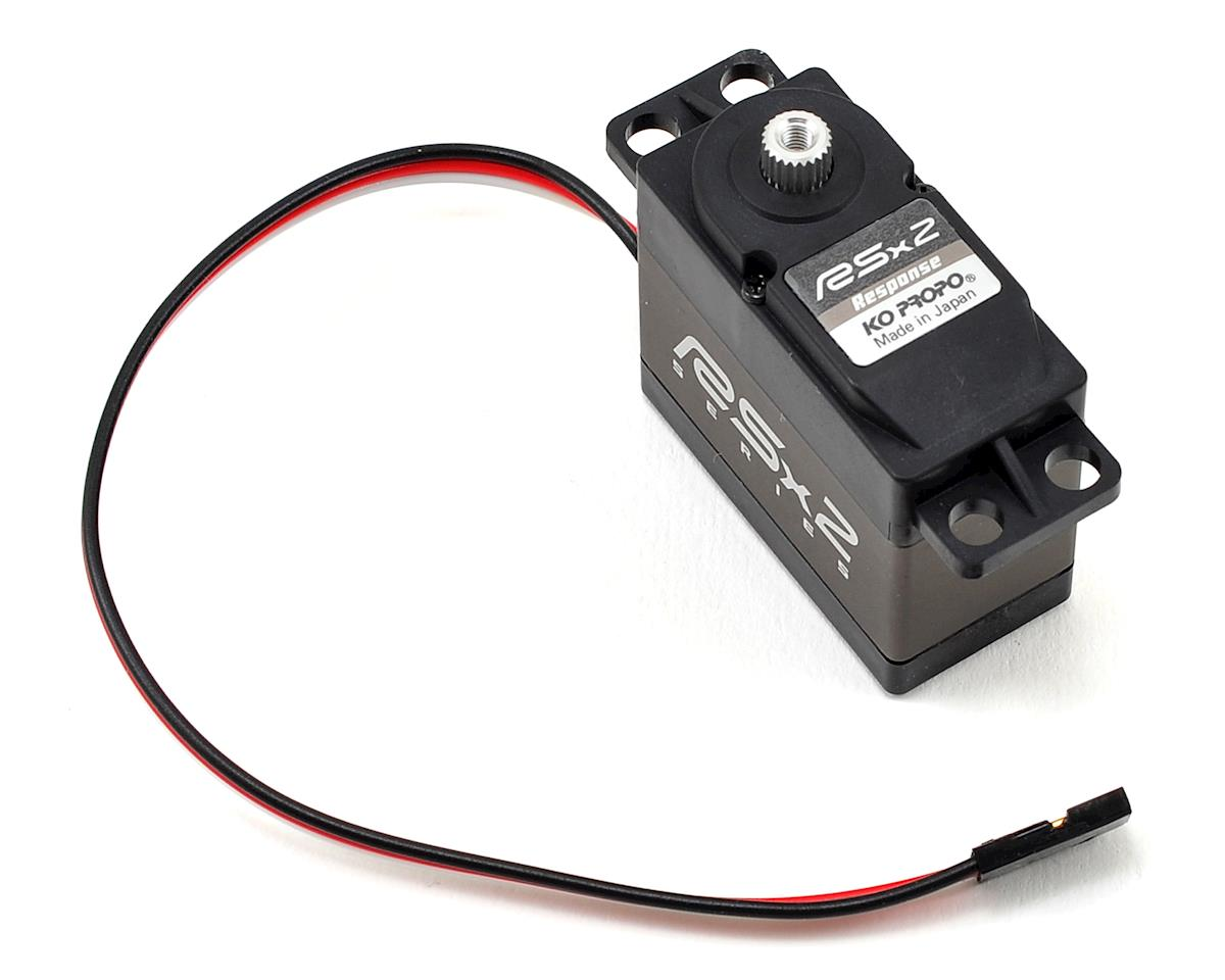"KO Propo 30108 ""RSx2 Response"" High Speed Digital Servo (High Voltage)"