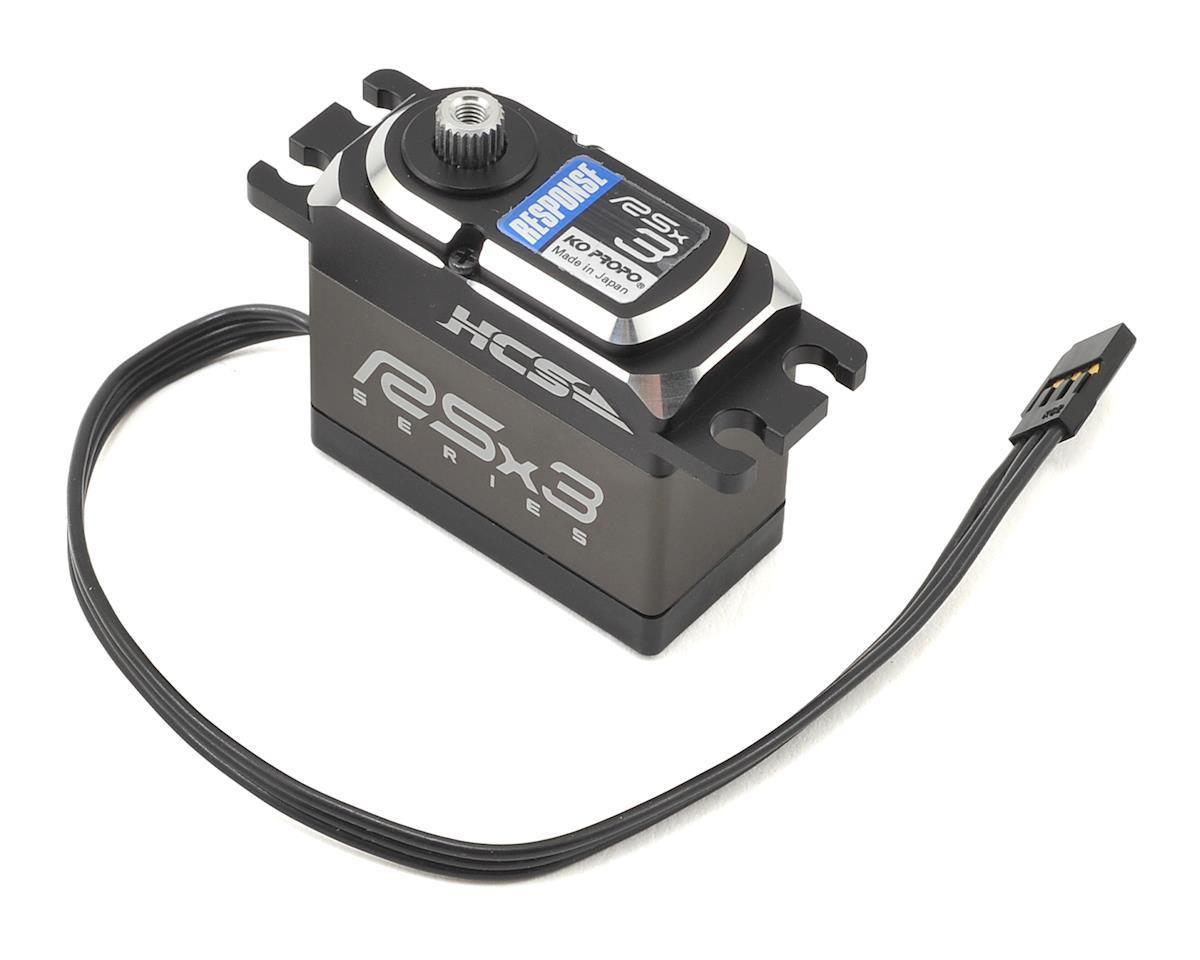 RSx3 Response H.C. High Speed Digital Servo (Hard Case) by KO Propo