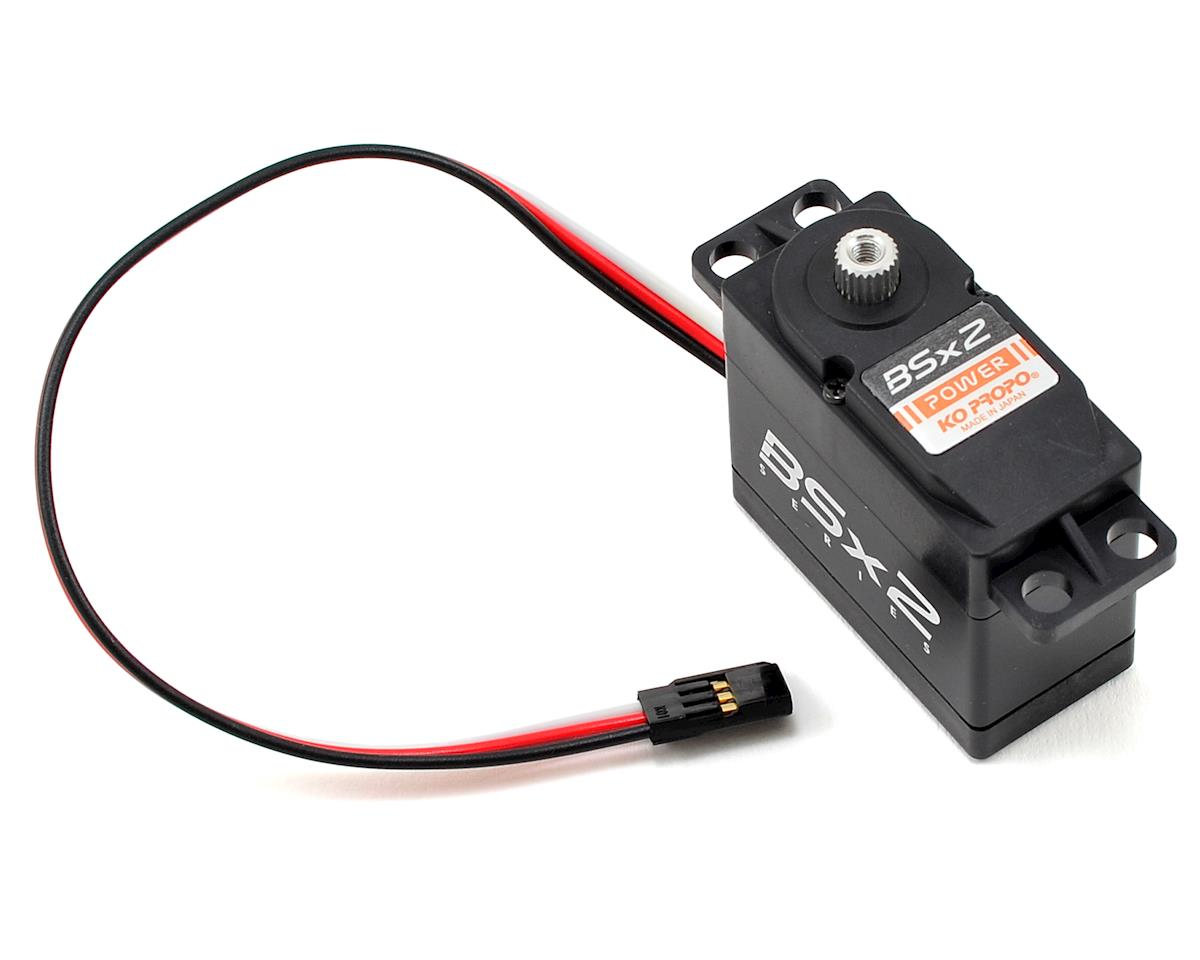 "KO Propo 30204 ""BSx2 Power"" High Torque Digital Servo (High Voltage)"