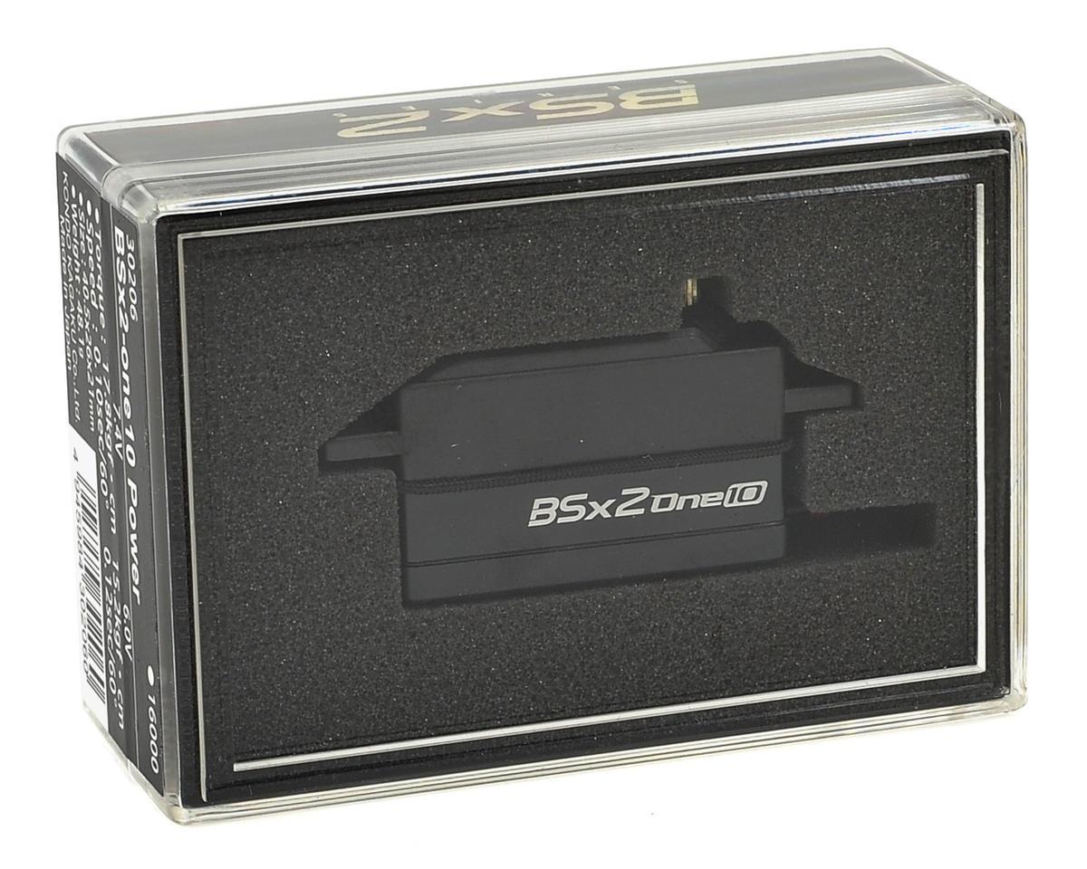 "KO Propo 30206 ""BSx2-one10 Power"" Low Profile Digital Servo"