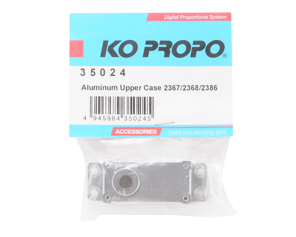 KO Propo Aluminum Upper Case for Servo