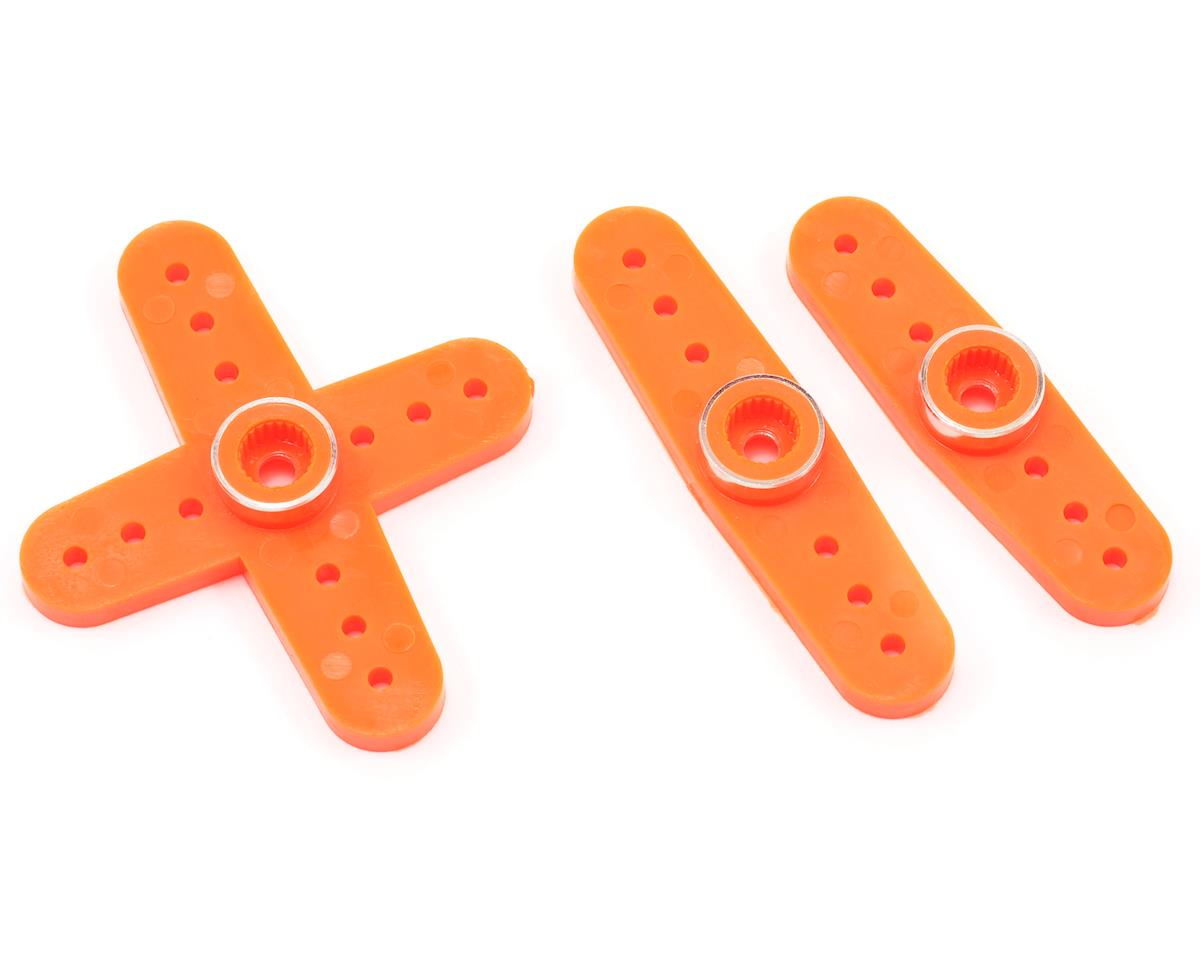 KO Propo Servo Horn Set (Orange)