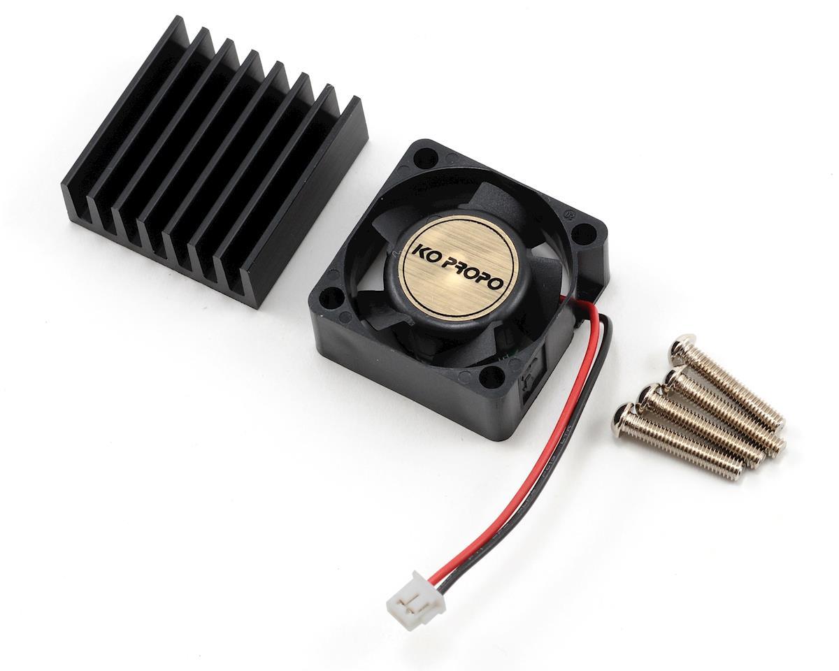 KO Propo VFS-1 BMC World Spec Kit (Cooling Fan & Heat Sink)