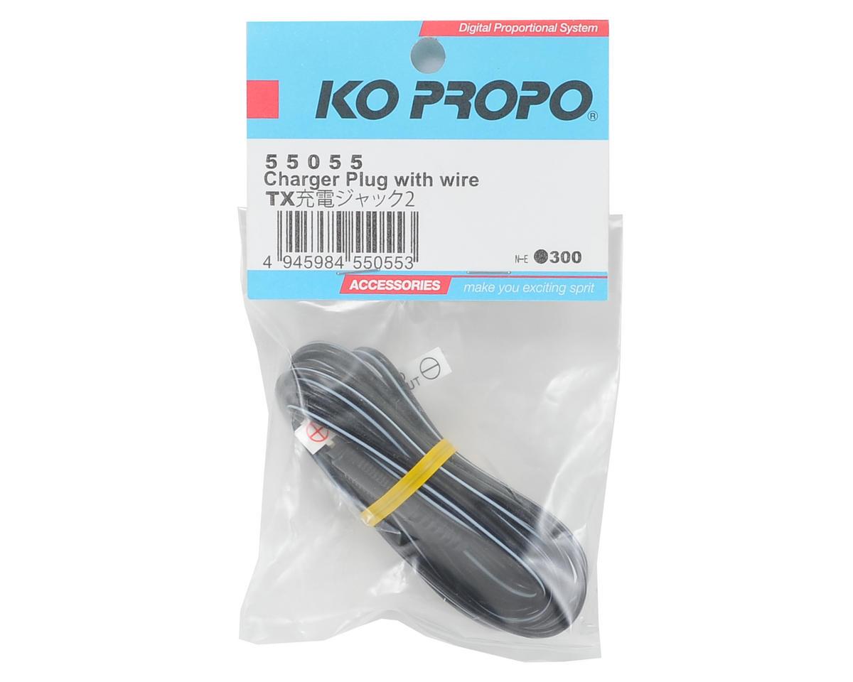 KO Propo EX-1 KIY Transmitter Charging Jack 2