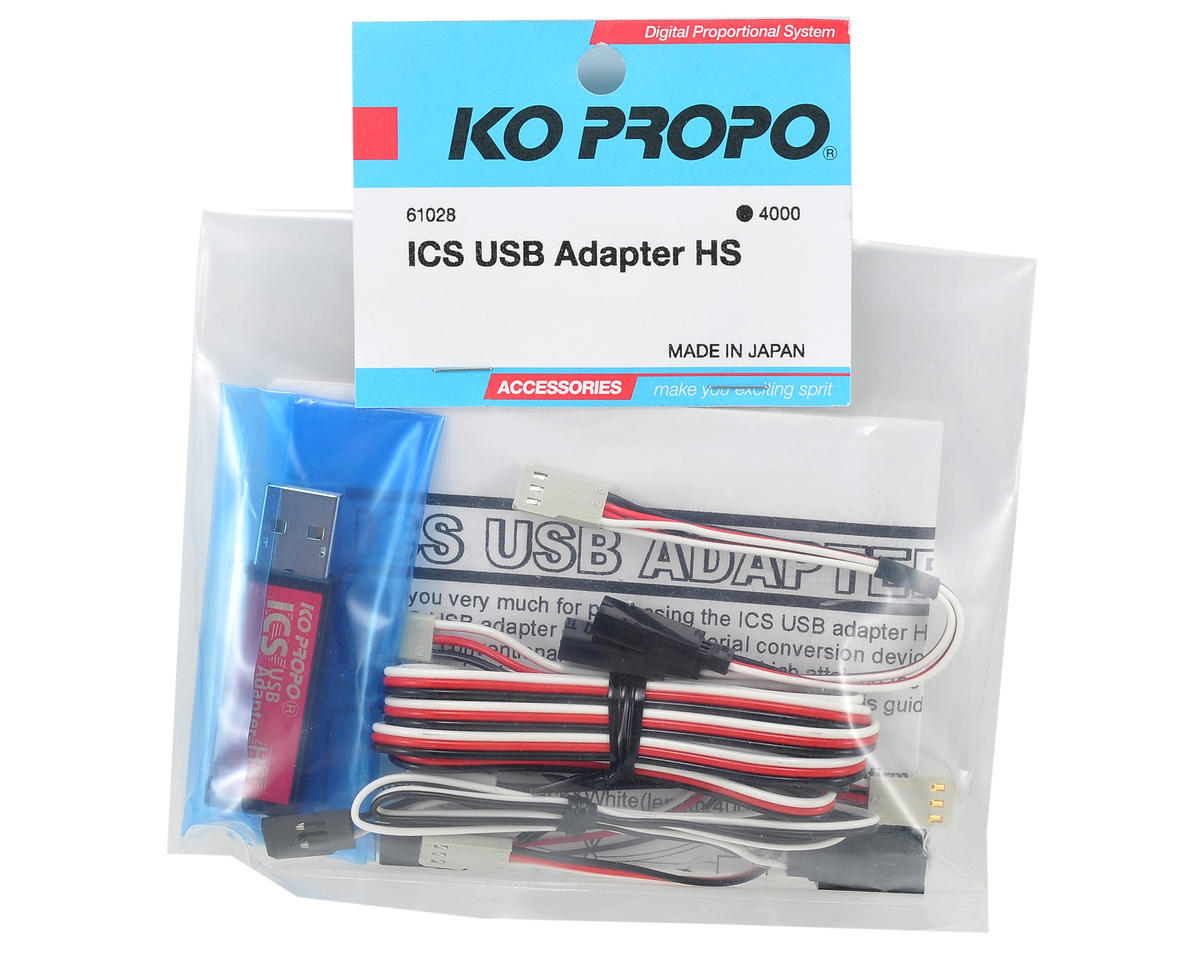 KO Propo ICS USB Adapter (High Speed)