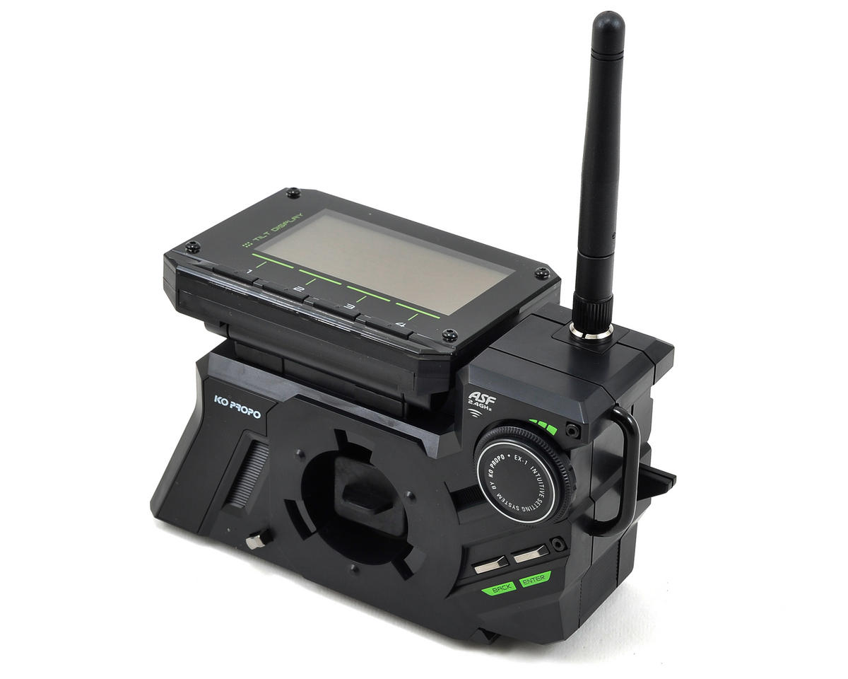 KO Propo EX-1 KIY Master ASF V2 Unit (Mini-Z Only)