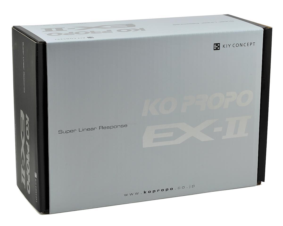KO Propo EX-2 KIY 2.4GHz FHSS Radio System w/KR-241FH Receiver