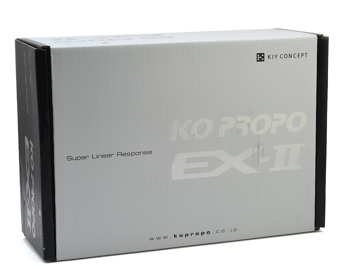 KO Propo EX-2 Select Pack 1 2.4GHz FHSS Radio System w/KR-211FH Receiver