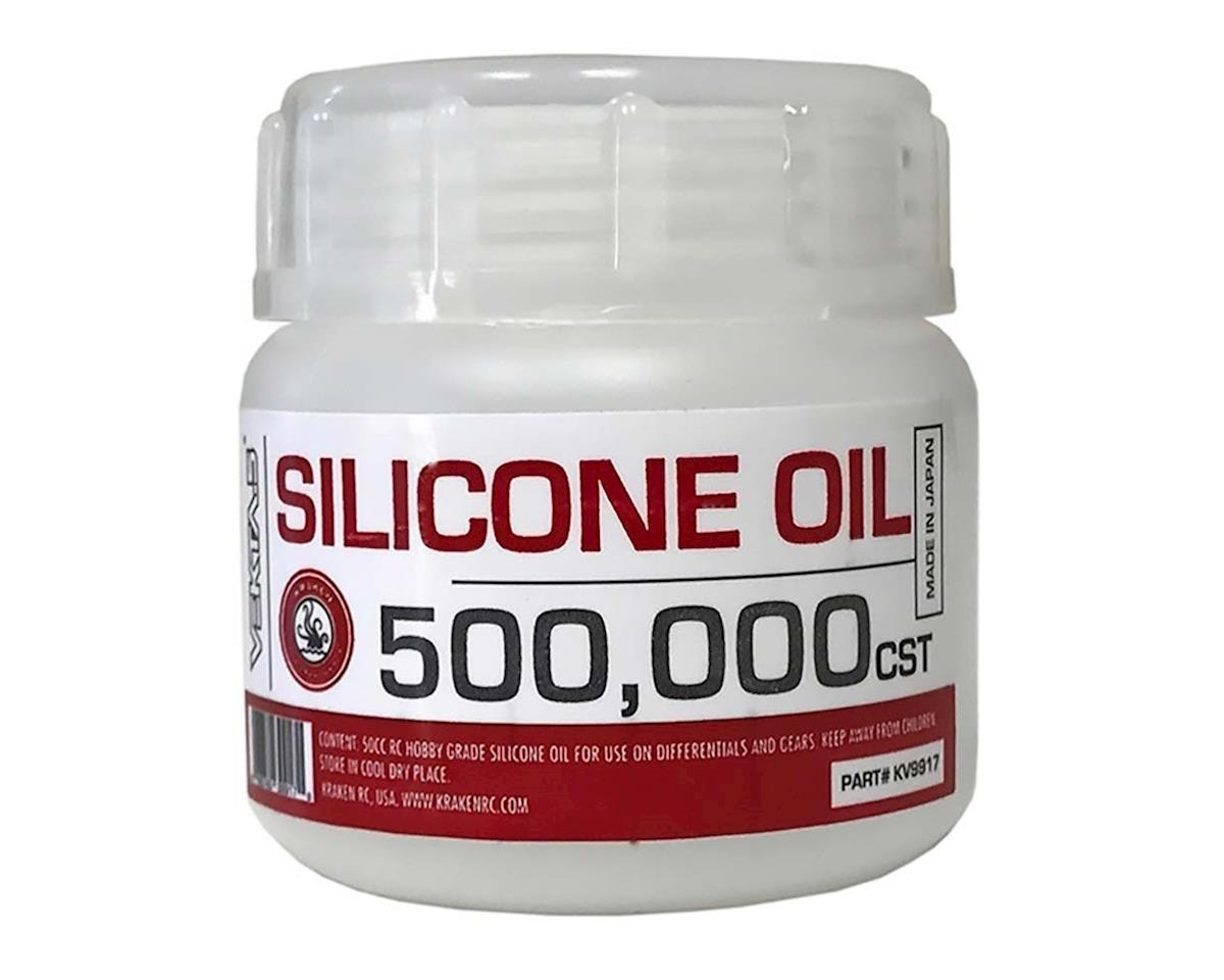 KV9917 Silicone Diff Oil 500,000CST (50CC) by Kraken