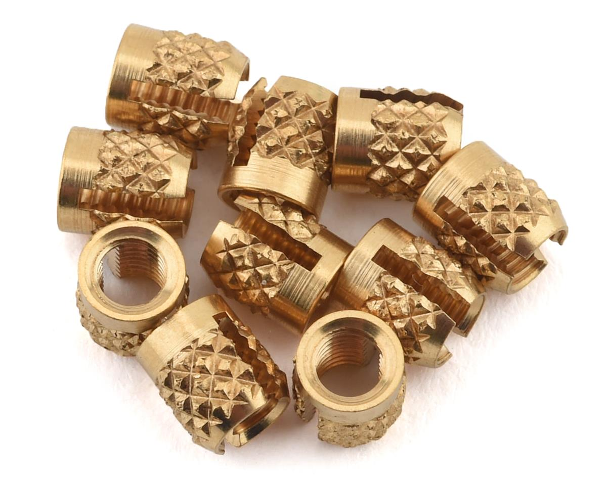 Klinik M3 Thread Repair Inserts (Brass) (10)