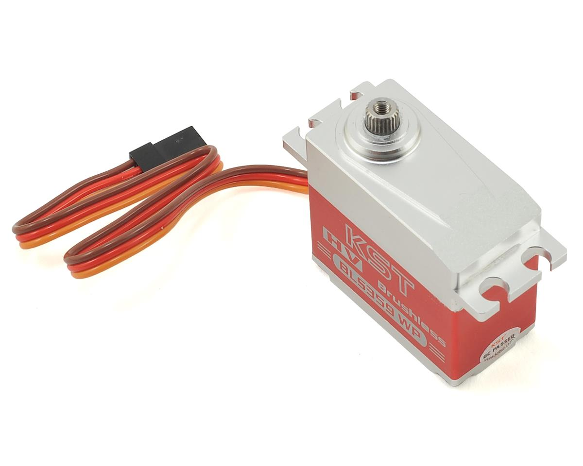 BLS359 Waterproof Brushless Standard Digital Metal Gear Servo by KST