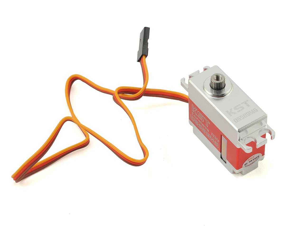DS589 Cyclic Mini Digital Metal Gear Servo by KST