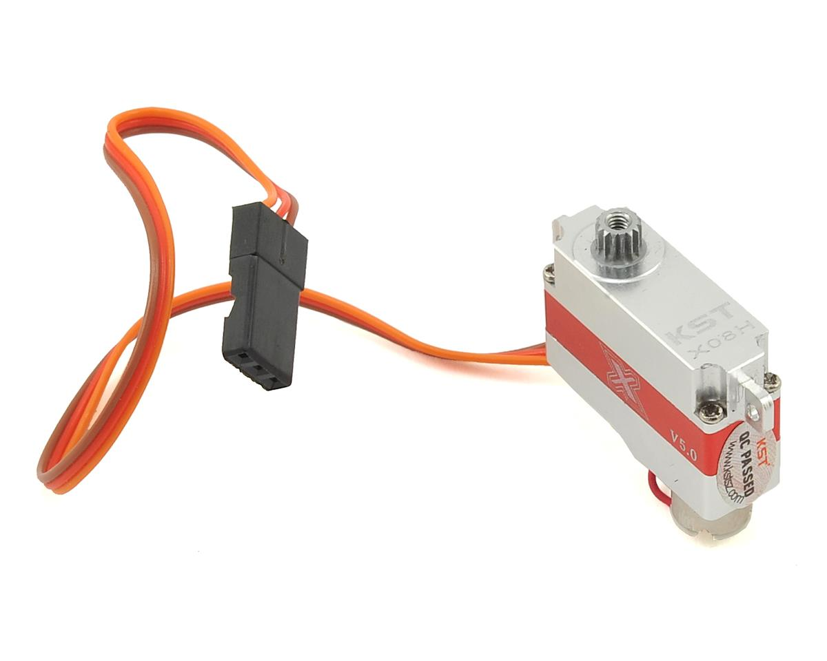 KST X08 V5 Micro Digital Metal Gear Servo (Horizontal Mount)