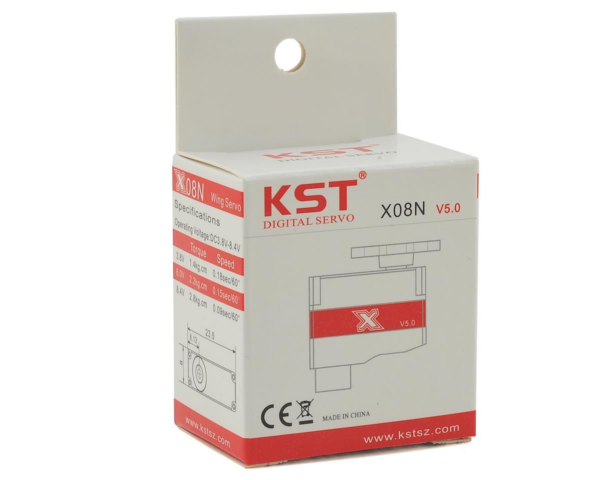 KST X08 V5 Micro Digital Metal Gear Servo (Flangeless)