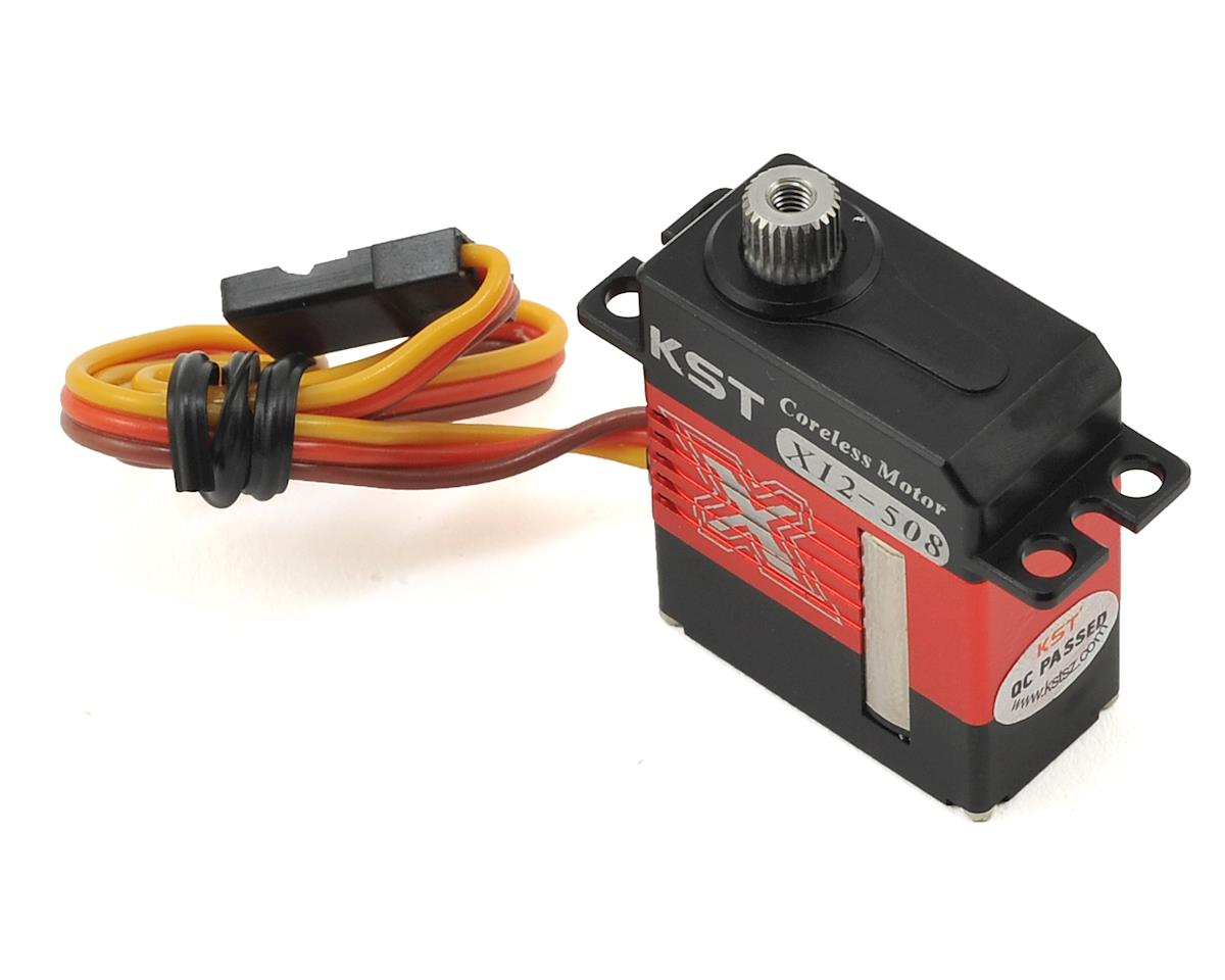 X12-508 Micro Digital Metal Gear Servo by KST
