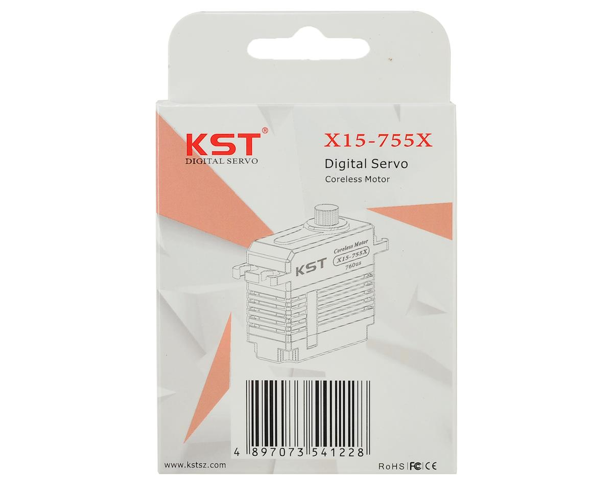 KST X15-755X Helicopter Tail Mini Digital Metal Gear Servo