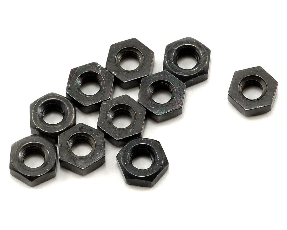 Kyosho 2.6x2.0mm Steel Nut (10)