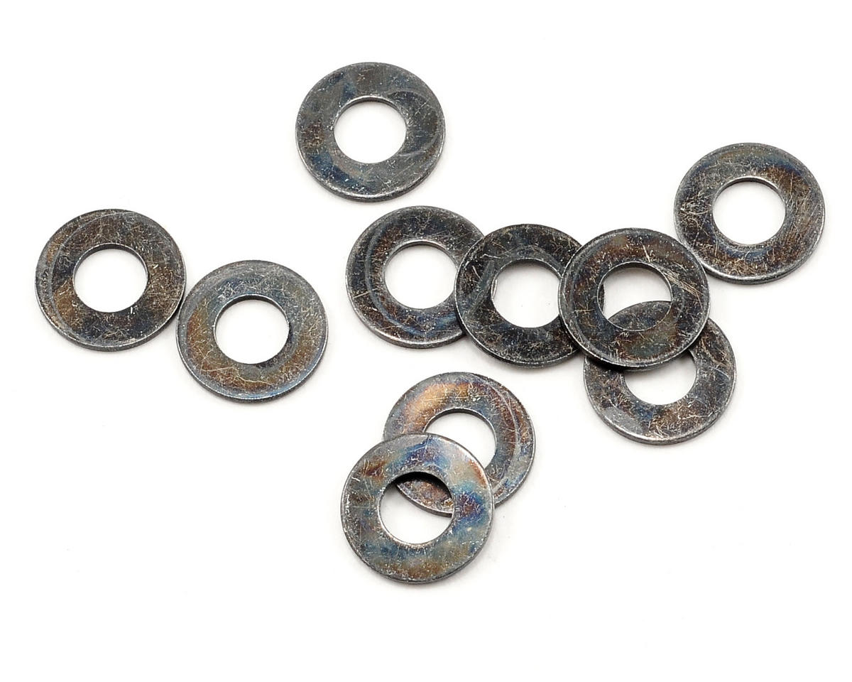 4x10x0.8mm Washer (10) by Kyosho