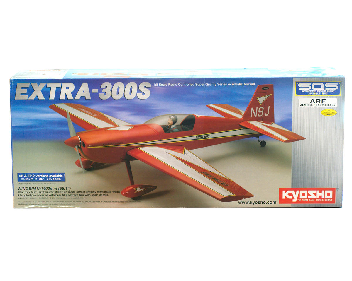 Kyosho Super Quality Series Extra 300S EP ARF