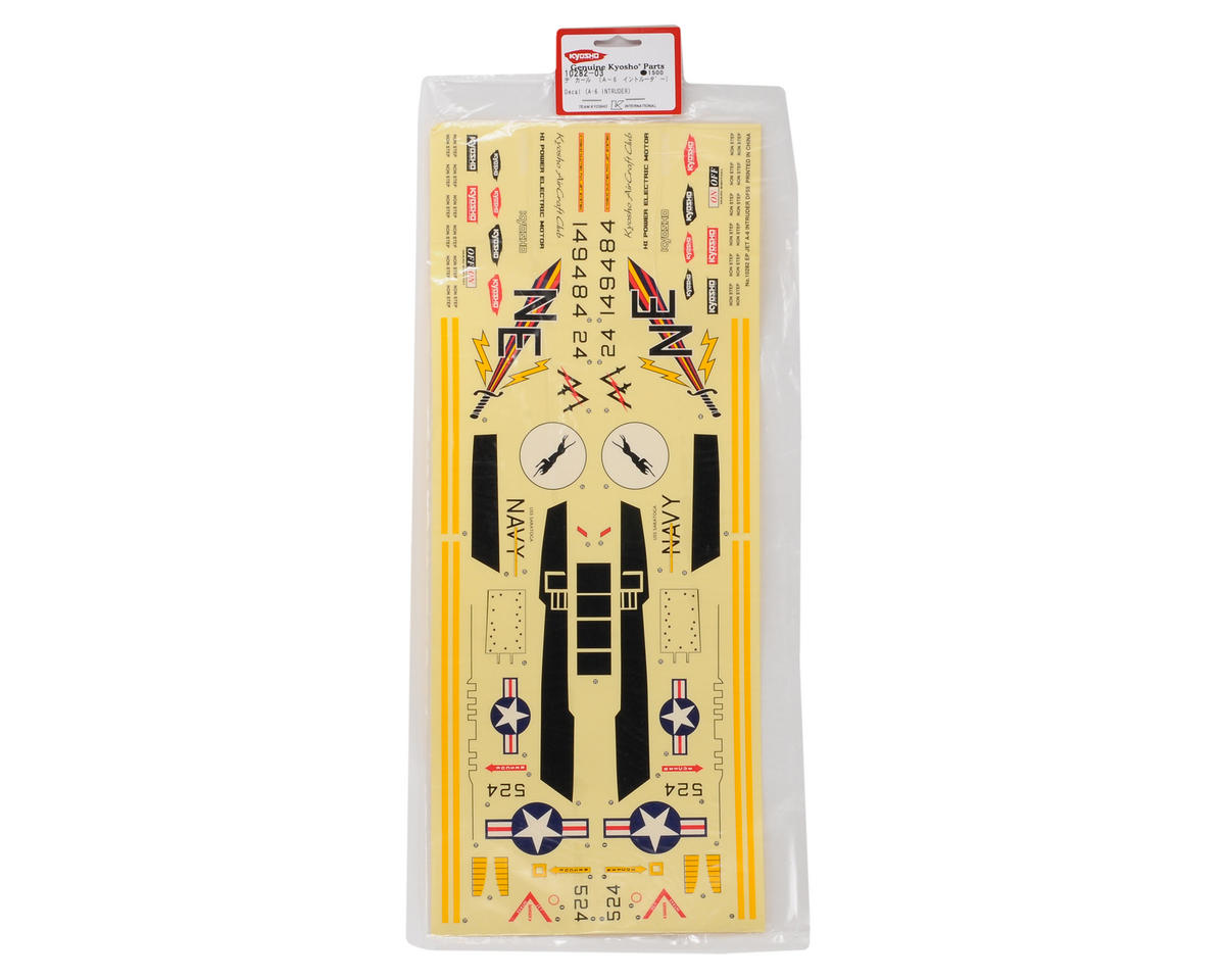 Kyosho A-6 Intruder Decal