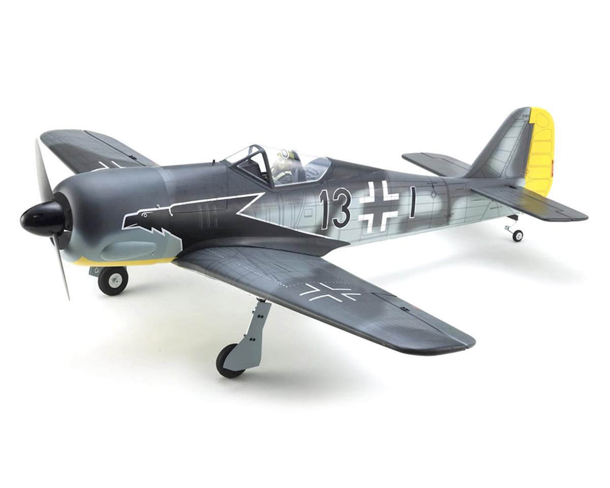 Focke Wolf FW190A GP50 ARF Electric Airplane (1400mm) by Kyosho