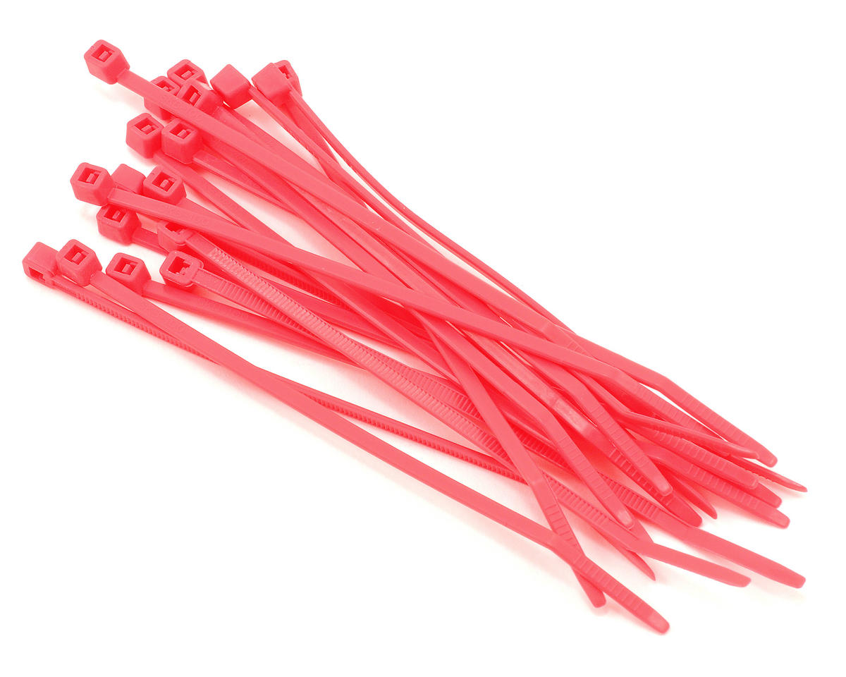 Short Flourescent Strap (Pink) (18) by Kyosho