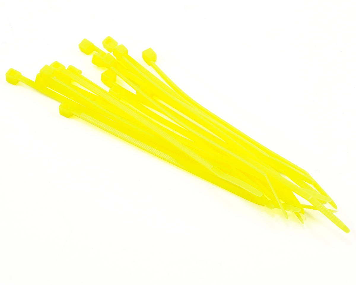 Kyosho Short Fluorescent Strap (Yellow) (18)