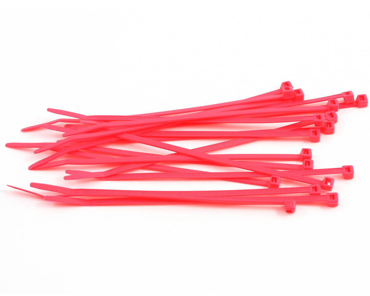 Kyosho V-One RRR Fluorescent Medium Strap (Pink) (18)