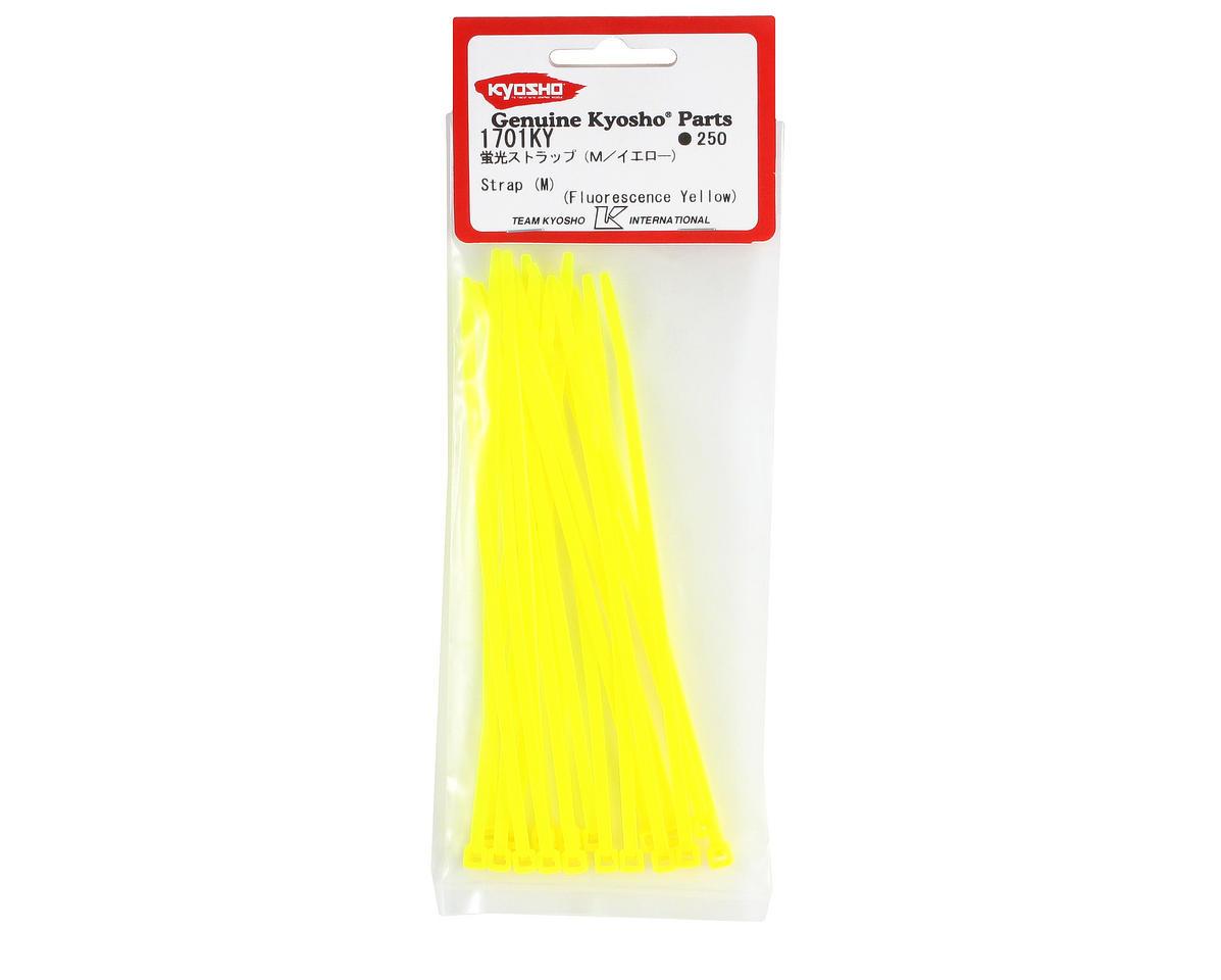 Fluorescent Medium Strap (Yellow) (18) by Kyosho