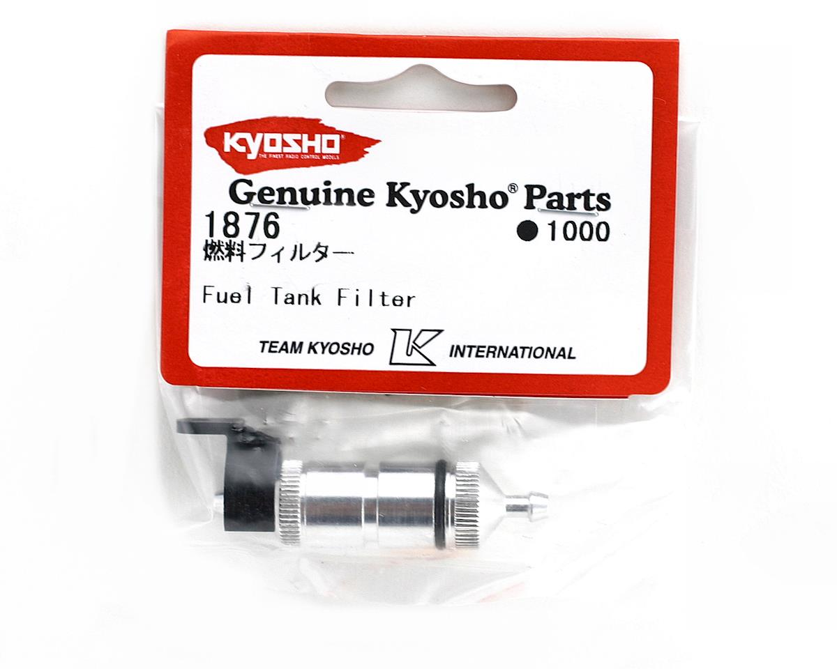 Large Capacity Fuel Filter by Kyosho