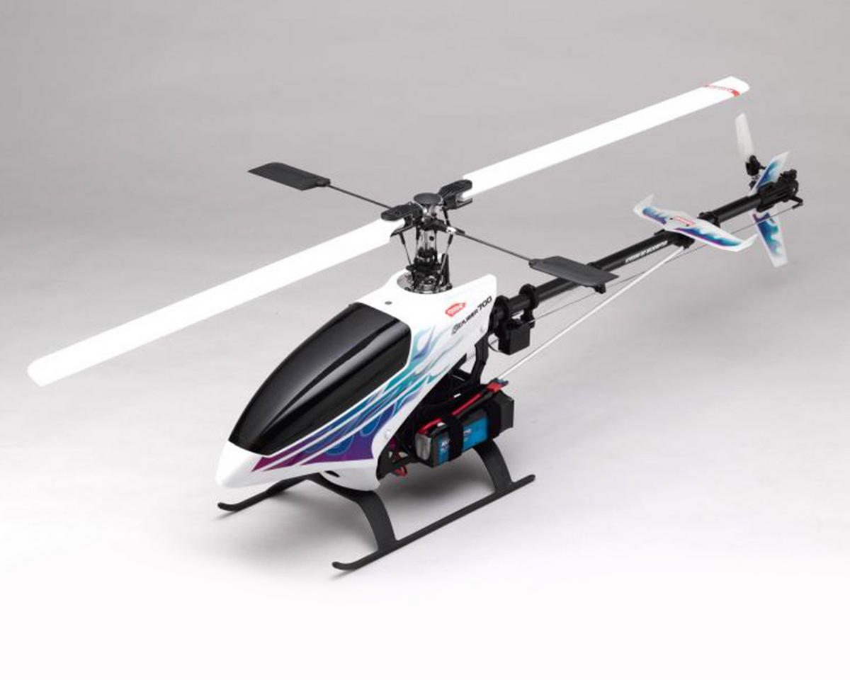 Kyosho Ep Caliber 700 Helicopter Kit W O Motor Esc