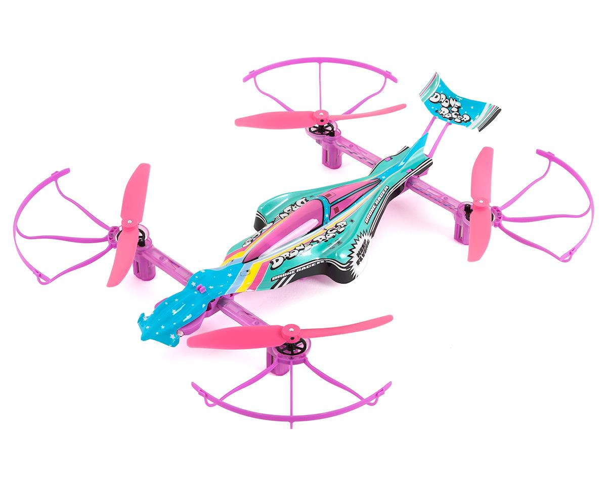 G-ZERO Quadcopter Drone Racer Readyset (Rainbow) by Kyosho