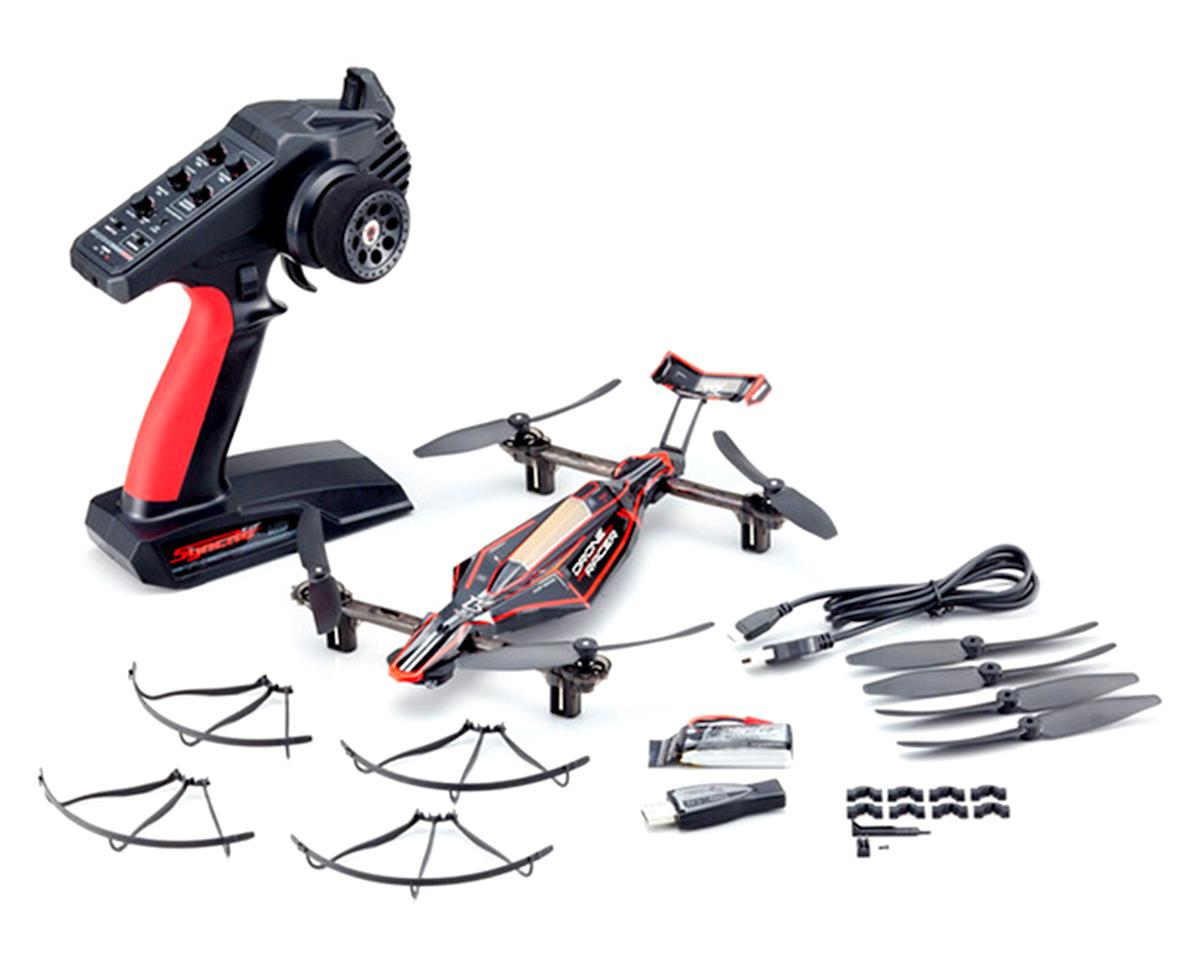 ZEPHYR Quadcopter Drone Racer Readyset (Black) by Kyosho