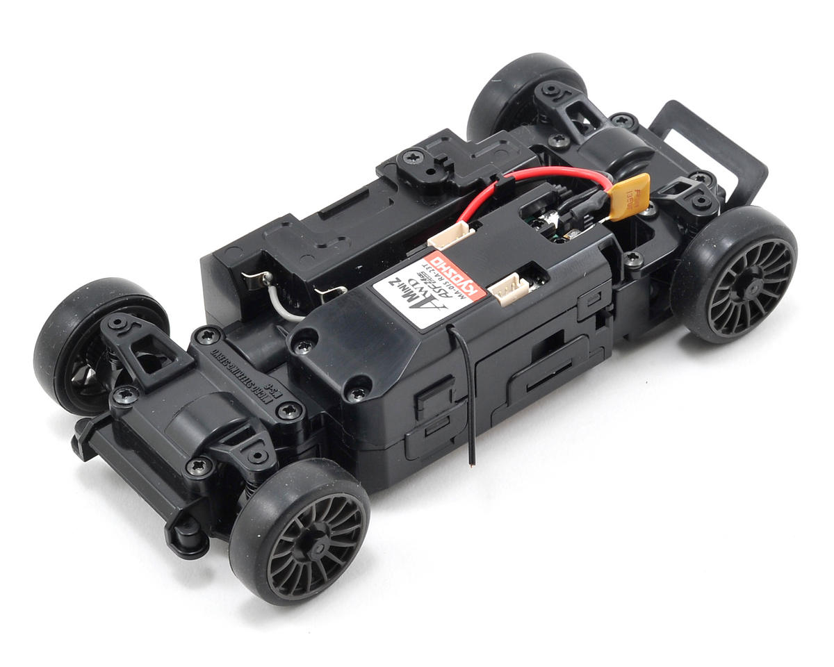 Kyosho MA-015 AWD Mini-Z Chassis Set