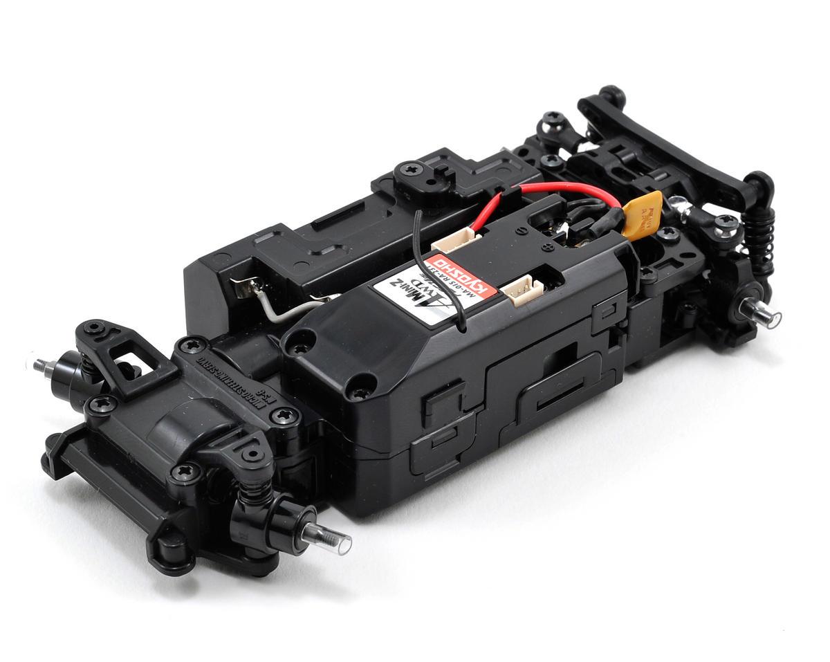 Kyosho MA-015 AWD DWS Mini-Z ARR Chassis Set w/KT-18 2.4GHz Transmitter