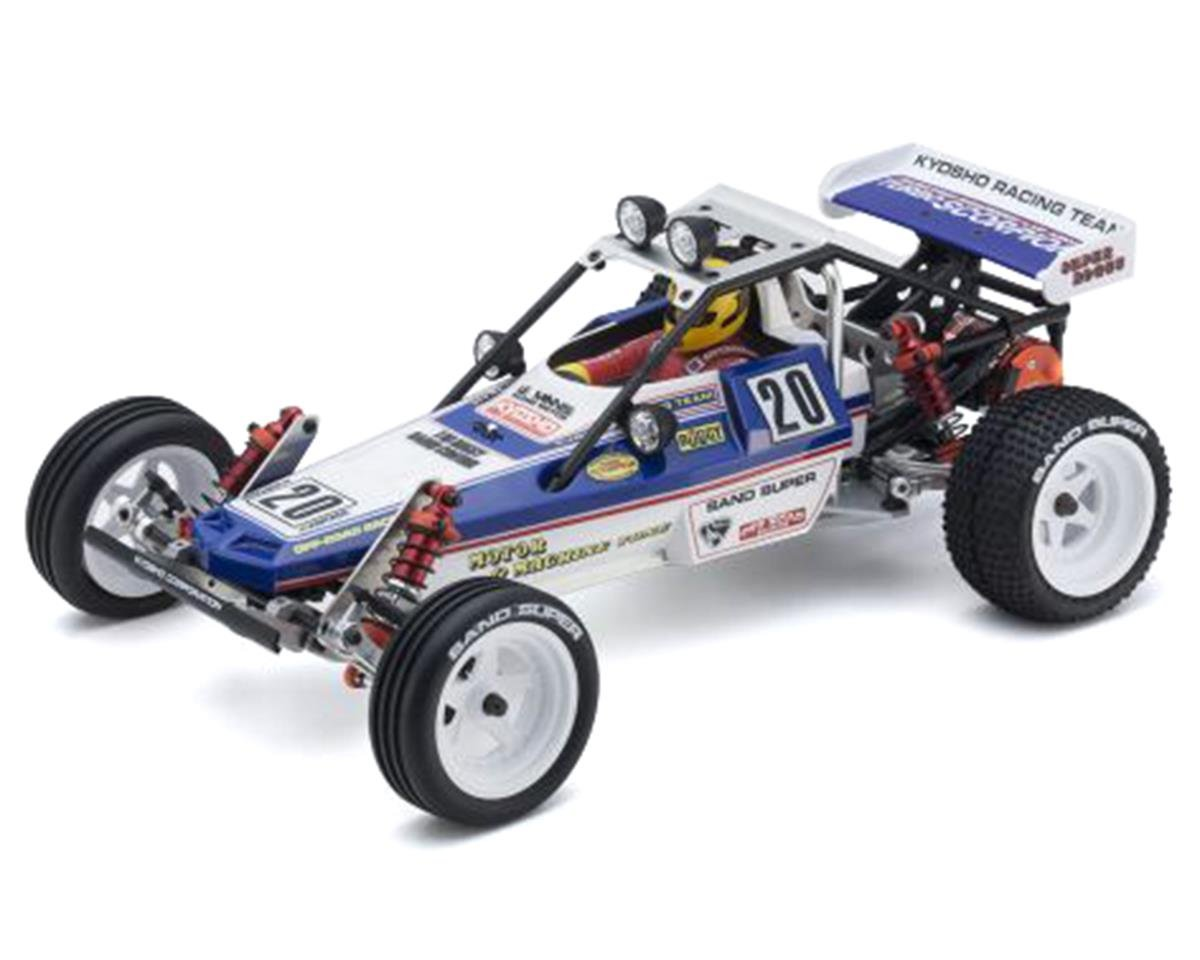 Turbo Scorpion 1/10 2WD Electric Buggy Kit