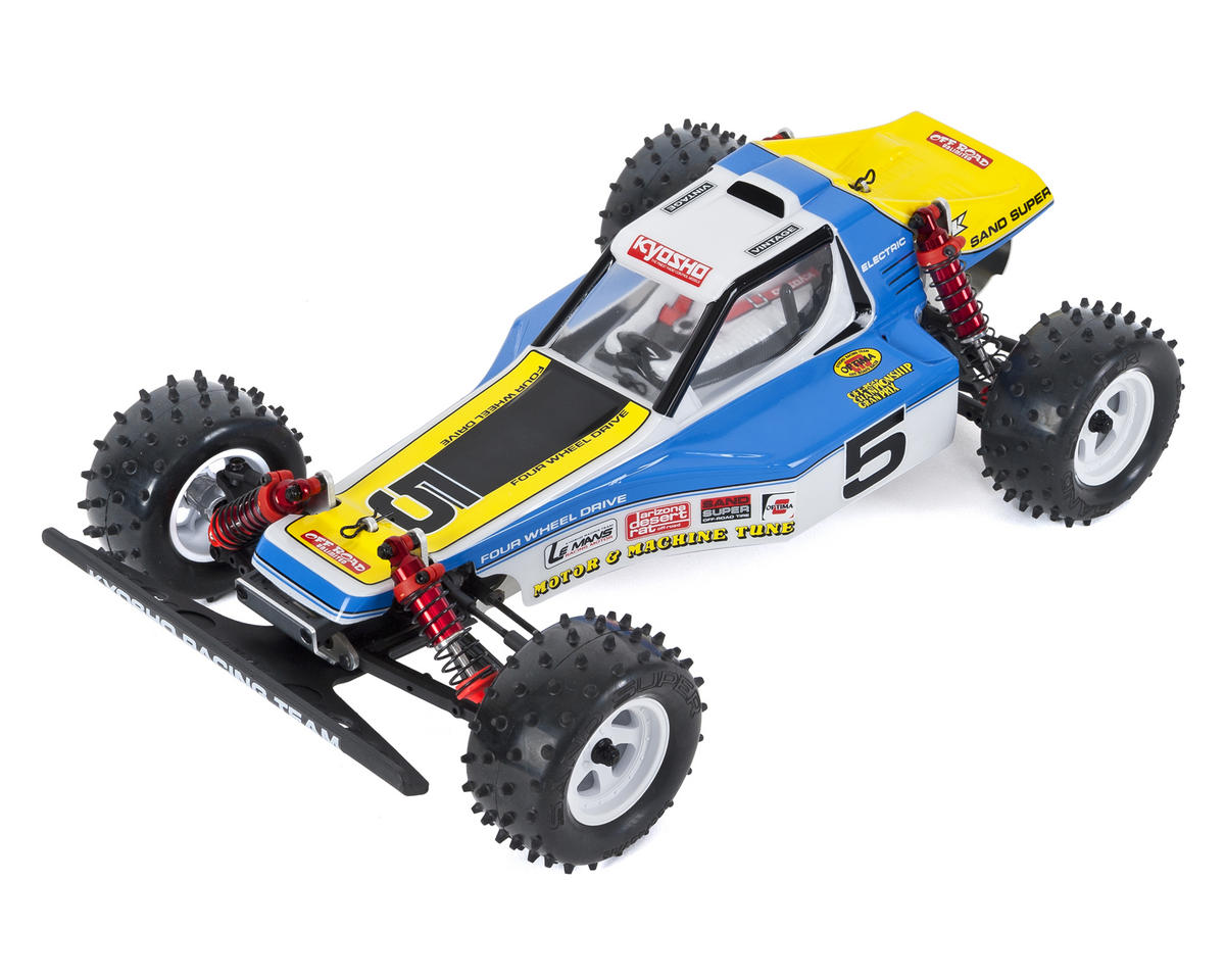 Optima 1/10 4wd Buggy Kit by Kyosho