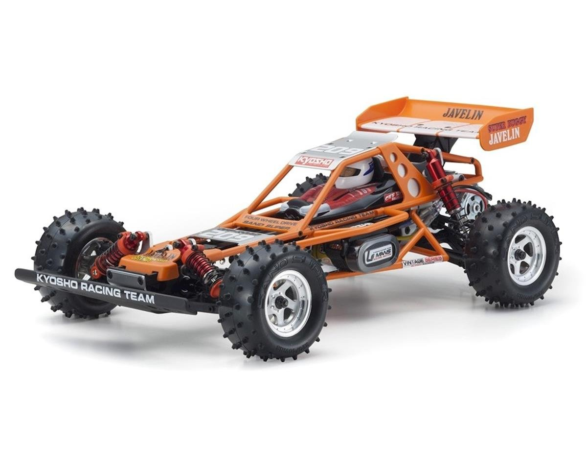 Javelin 1/10 4WD Electric Buggy Kit