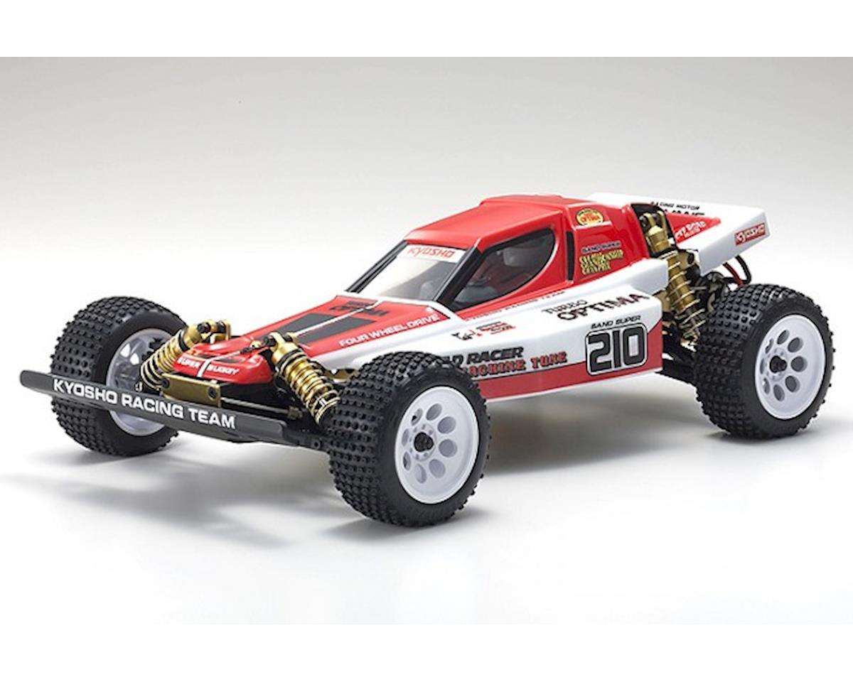 Kyosho Turbo Optima Gold 4WD Off-Road Buggy Racer Kit [KYO30619] | Cars &  Trucks