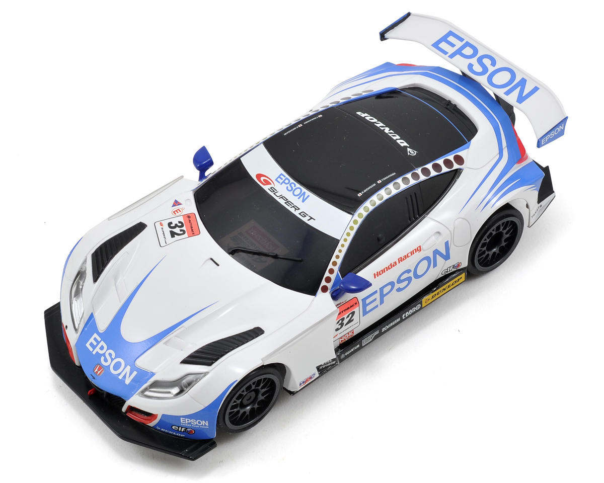 Kyosho MR-02 EX Epson Honda HSV-010 Mini-Z ReadySet w/KT-18 2.4GHz Transmitter